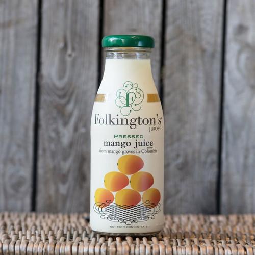 Folkingtons Mango Juice