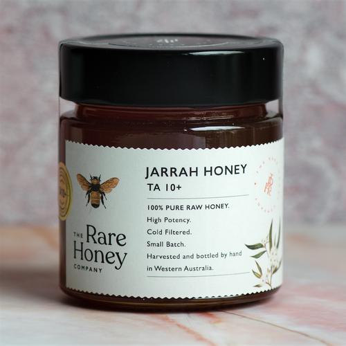 The Rare Honey Company Jarrah Honey TA 10+ (Active)
