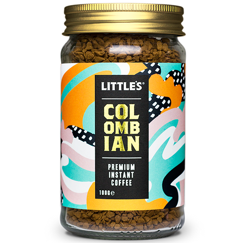 Littles Colombian Instant Coffee
