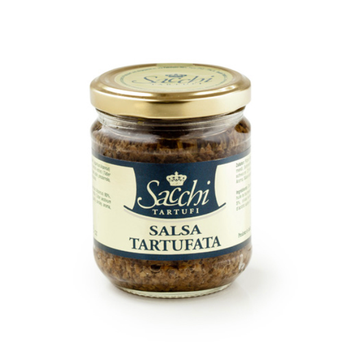 Sacchi Black Truffle Sauce