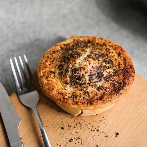 Outback Pie Co. Pepper Steak Pie