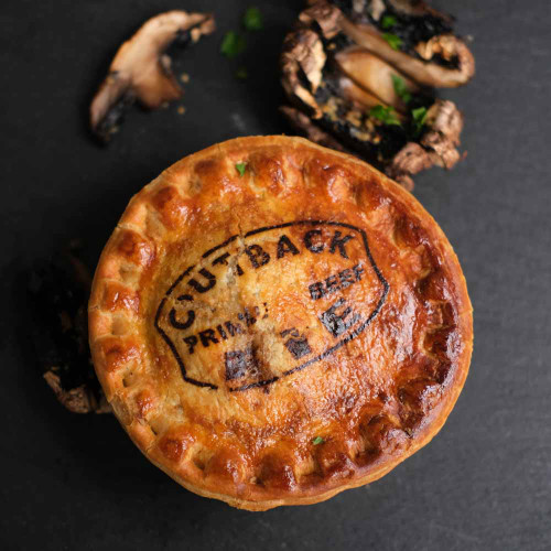 Outback Pie Co. Prime Beef Pie