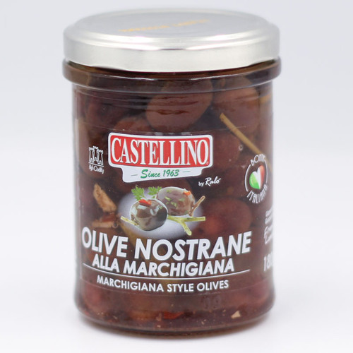 Castellino Marchigiana Style Olives