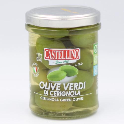 Castellino Cerignola Green Olives