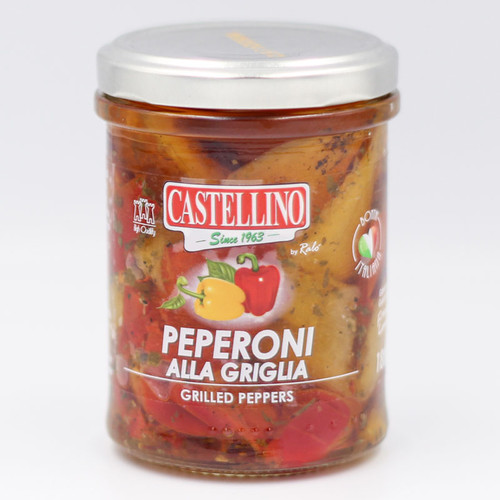 Castellino Grilled Peppers
