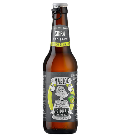 Maeloc Pear Hard Cider 330ml