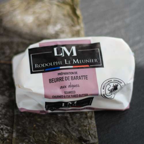 Rodolphe Le Meunier Seaweed Butter