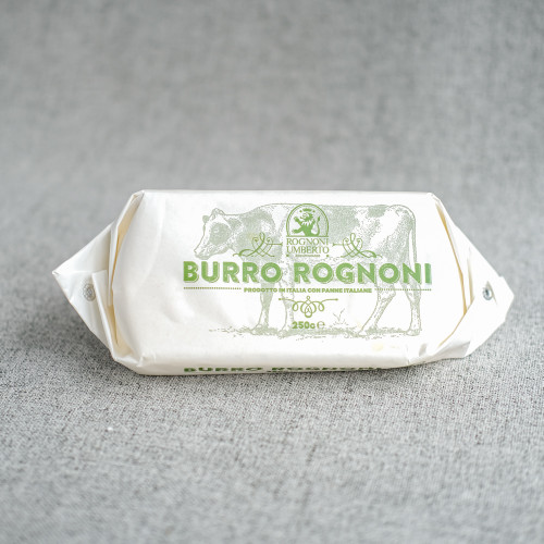 Rognoni Italian Butter (Unsalted) 250g
