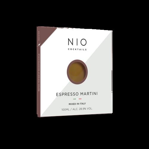 Nio Cocktails Espresso Martini