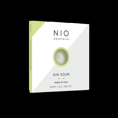 Nio Cocktails Gin Sour