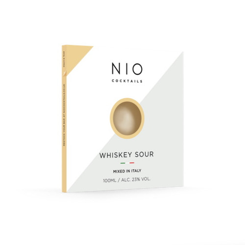 Nio Cocktails Whisky Sour