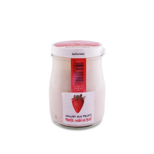 Beillevaire Strawberry Yoghurt