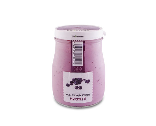 Beillevaire Blueberry Yoghurt