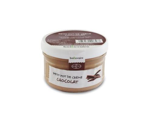Beillevaire Chocolate Petit Pot De Creme