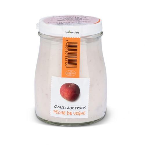 Beillevaire Peach Yoghurt