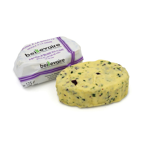 Beillevaire Cultured Butter with Seaweed