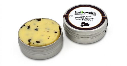 Beillevaire Cultured Butter with Fresh Truffles