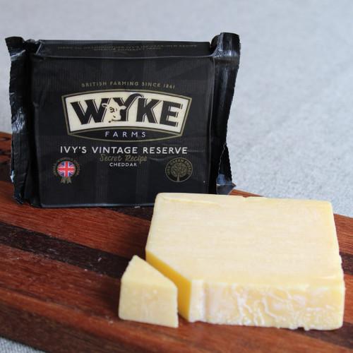 Wyke Farms Ivy's Reserve Vintage Cheddar (200g)
