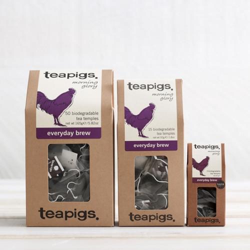 Teapigs Everyday Brew (15 Tea Temples)