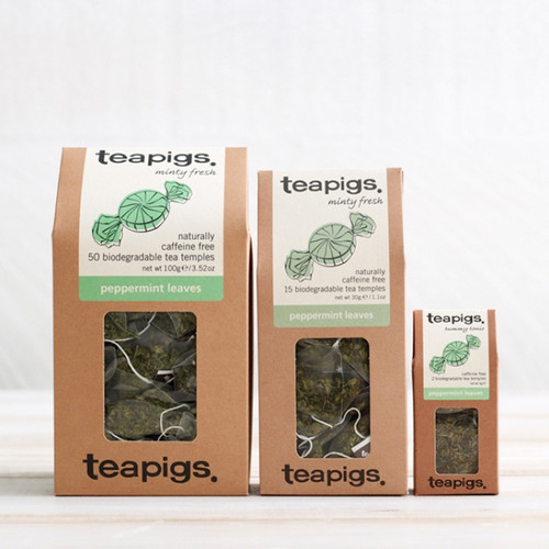 Teapigs Peppermint (15 Tea Temples)