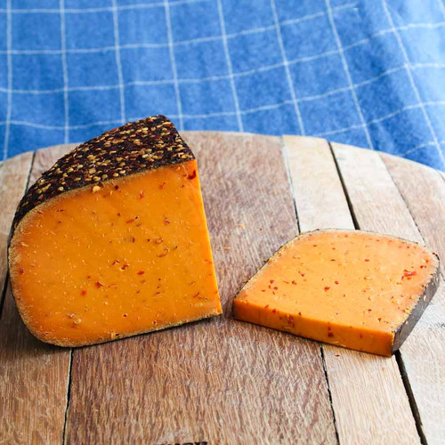 Gouda with Chilli Sambal