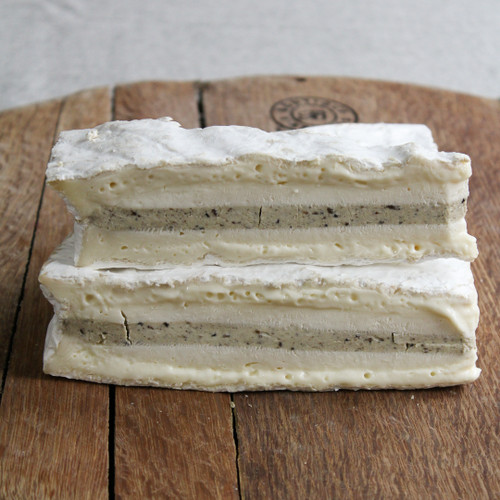 Brie with Truffles