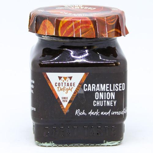 Cottage Delight Caramelised Onion Chutney Mini Globe