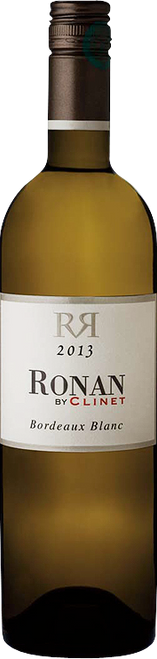 2018 Ronan by Clinet Bordeaux Blanc 75cl