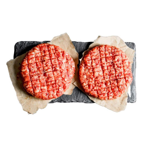 Sidecar Dry Aged Aussie Beef Burgers - 2 pcs