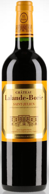 2012 Chateau Lalande Borie, Saint Julien, 75cl