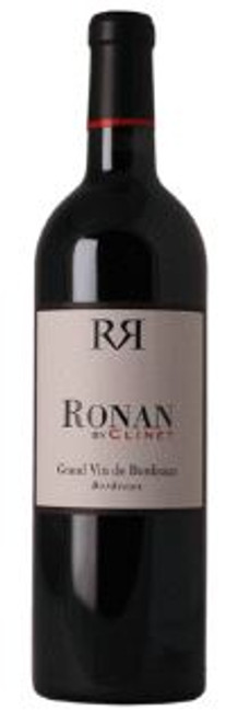 2015 Ronan by Clinet, Bordeaux Rouge, 75cl