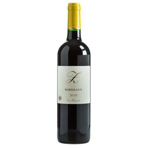 """2013 """"Z"""" de Bordeaux, Bordeaux Rouge, 75cl"""
