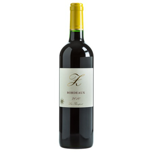 "2013 ""Z"" de Bordeaux, Bordeaux Rouge, 75cl"
