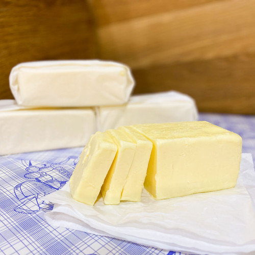 Janier Raw Cream Butter (Unsalted)