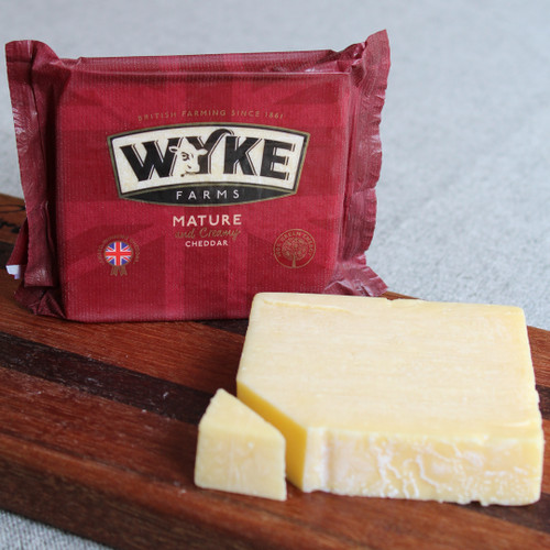 Wyke Farms Mature Cheddar