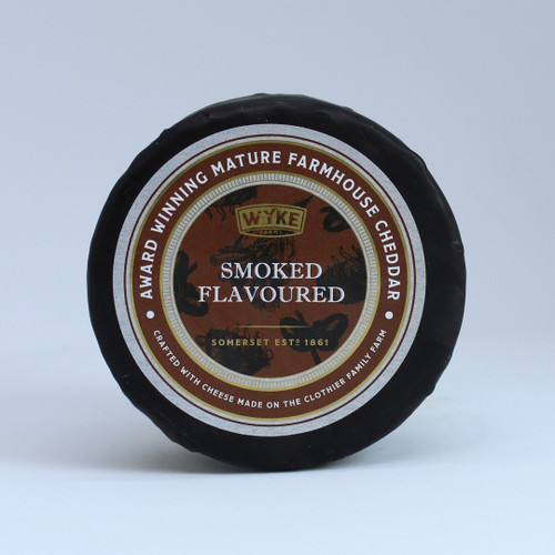 Wyke Farms Smoked Flavoured Cheddar