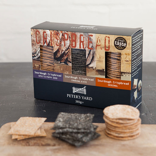 Peter's Yard Small Crispbread Selection Box