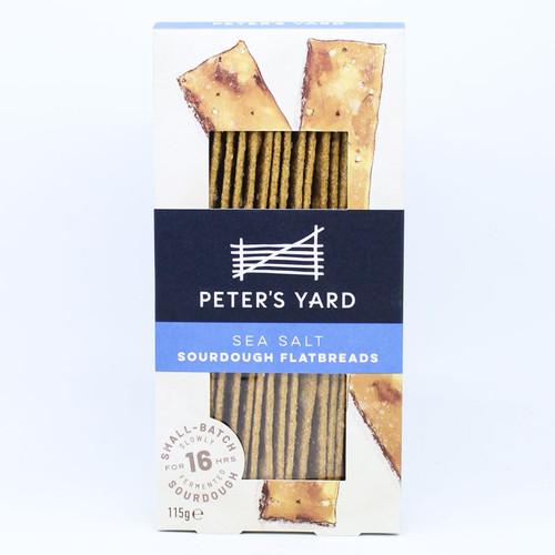 Peter's Yard Sea Salt Flatbread