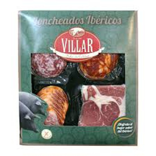 Assorted Iberico Meats 4x50g