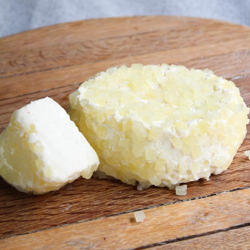 Delice de Borgogne with Pineapple