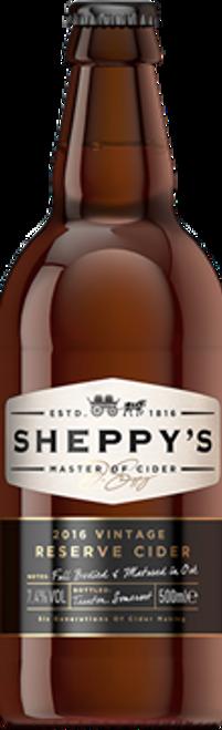 Sheppy's Vintage Reserve Cider 500ML