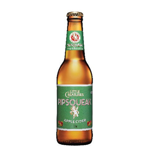 Little Creatures Pipsqueak Apple Cider 330ML