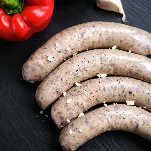 Butcher Box Wagyu Beef, Truffle and Parmesan Sausage 400G