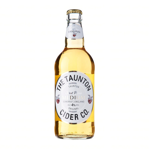 The Taunton Cider Co. Medium Cider 500ML