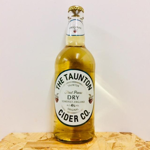 The Taunton Cider Co. Dry Cider 500ML