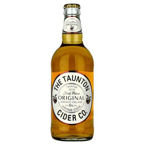 The Taunton Cider Co. Vintage Cider 500ML
