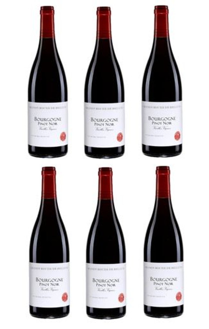 Maison Roche de Bellene Pinot Noir, Cuvee Reserve              SIX x 75cl  BOTTLE SPECIAL OFFER