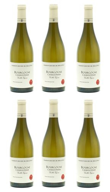 Maison Roche de Bellene Bourgogne Chardonnay, Cuvee Reserve   SIX x 75cl BOTTLE SPECIAL OFFER
