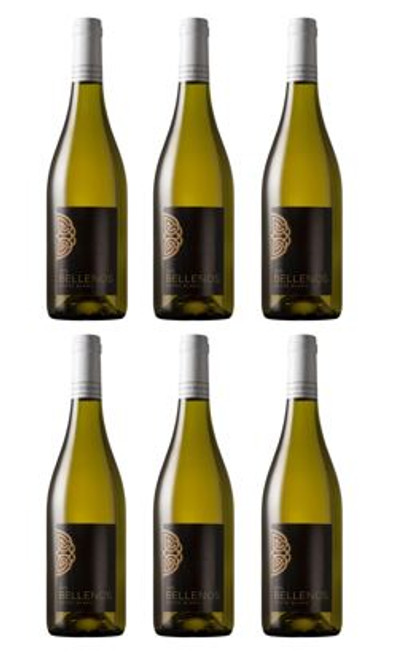 Bellenos Cuvee Blanc, Coteaux Bourguignons  SIX x 75cl SPECIAL OFFER