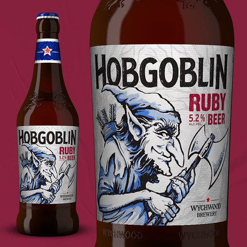 Hobgoblin Ruby 500ml